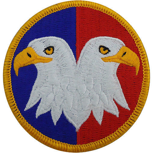 Reserve Command Class A Patch