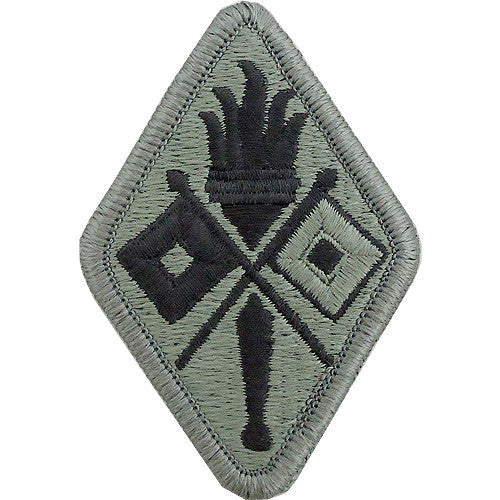 Signal Training School ACU Patch