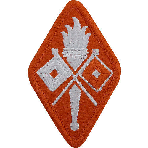 Signal Training School Class A Patch