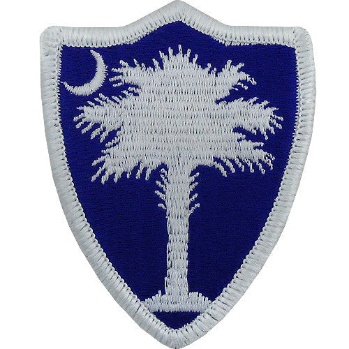 South Carolina National Guard Class A Patch