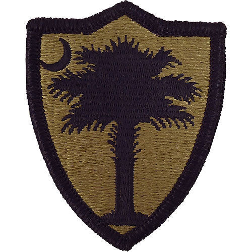 South Carolina National Guard Multicam Ocp Patch Usamm