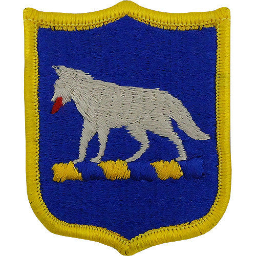South Dakota National Guard Class A Patch