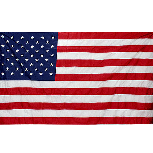 United States Perma-Nylon 5' x 9 1/2' Flag
