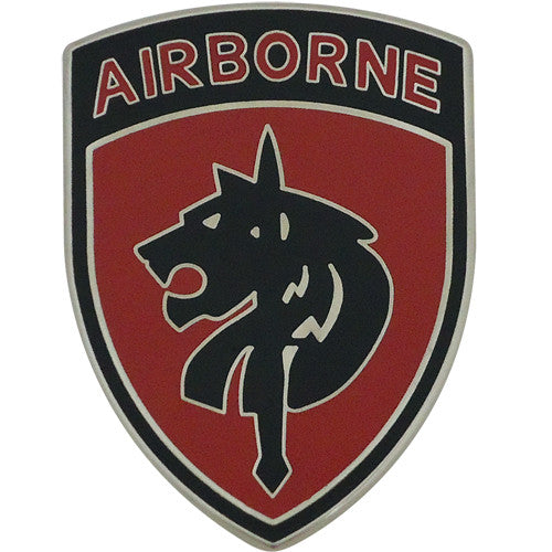 Special Operations Command Africa Combat Service Identification Badge