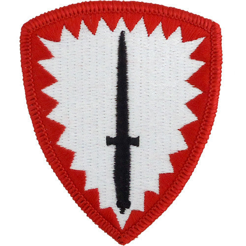 Special Operations Command Europe Class A Patch