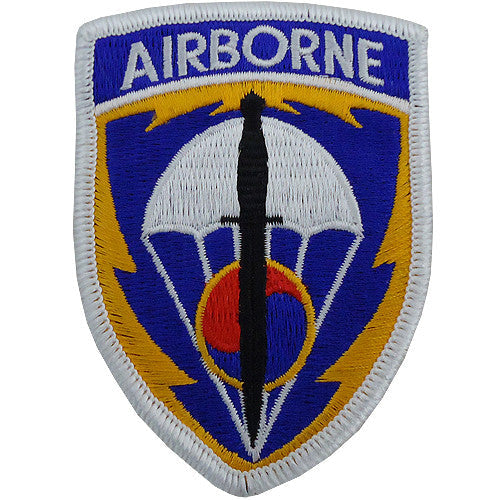 Special Operations Command Korea Class A Patch