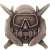 Special Operations Diver Badge - Mirror Finish