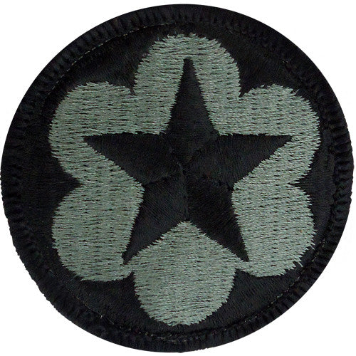 Staff Support Trial Defense ACU Patch