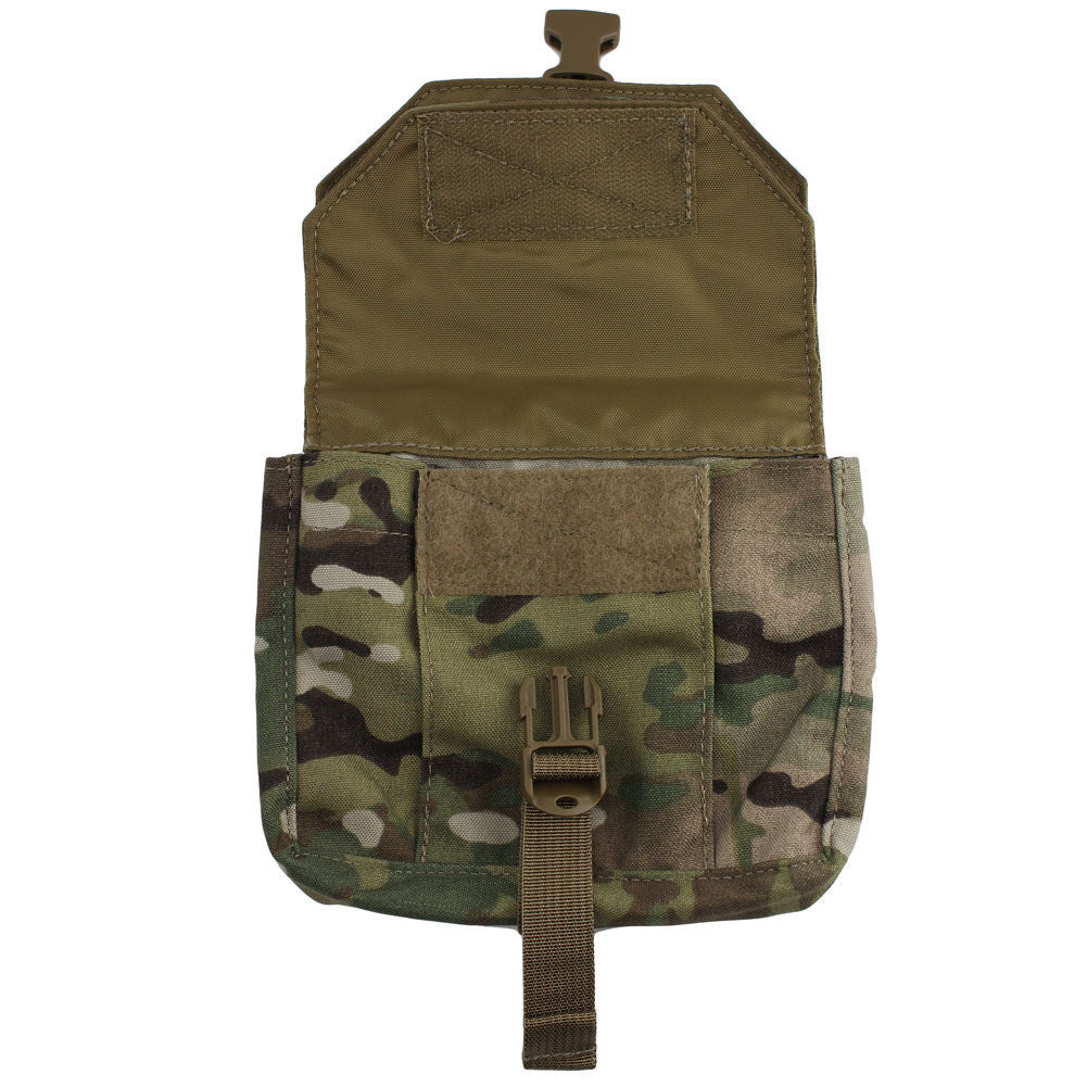 Fight Light MultiCam (OCP) Multi-Purpose Pouch - Open
