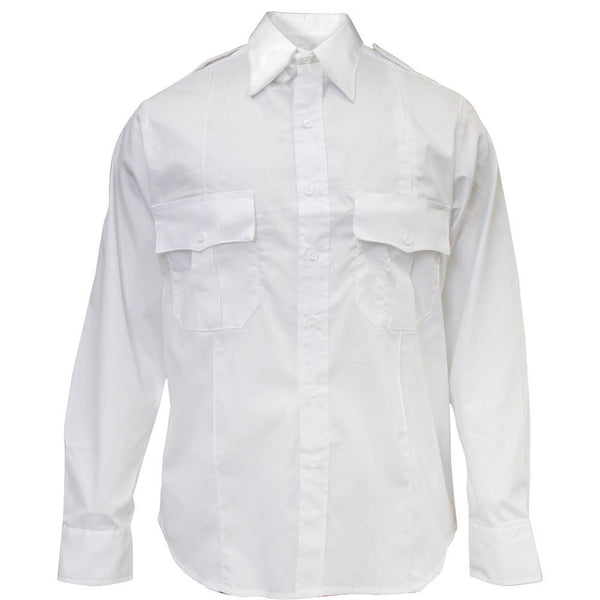 Long Sleeve Uniform Shirt