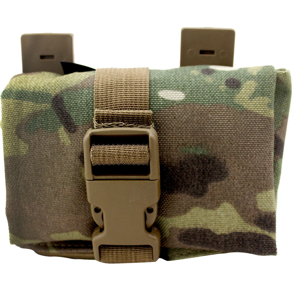 Tactical Tailor Roll Up Dump Bag - Front
