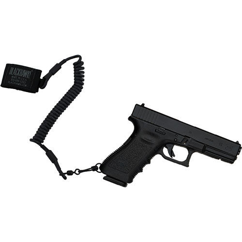Blackhawk! Tactical Pistol Lanyard with Swivel