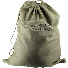 Government Issue Olive Drab Laundry / Barracks Bag