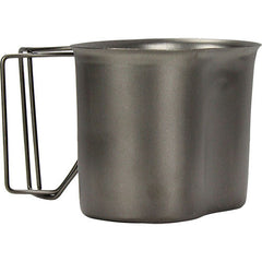 G.I.-Style Stainless Steel Canteen Cup