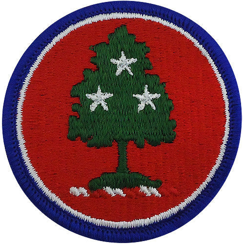 Tennessee National Guard Class A Patch