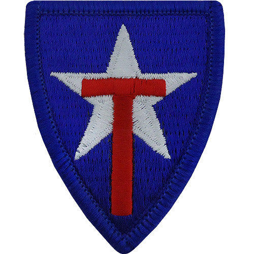 Texas State Guard Class A Patch