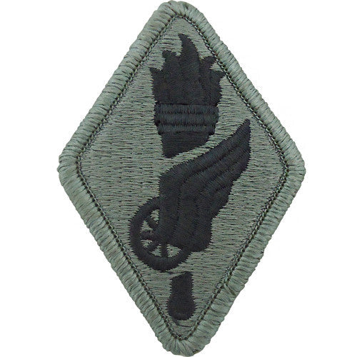 Transportation Training Center and School ACU Patch