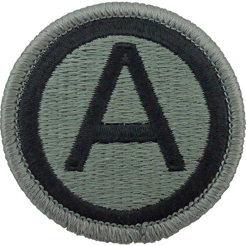 Army Central - (3rd Army) ACU Patch