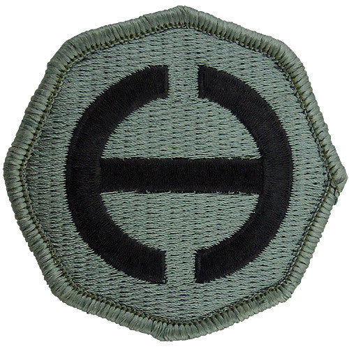 Army Garrison Hawaii ACU Patch
