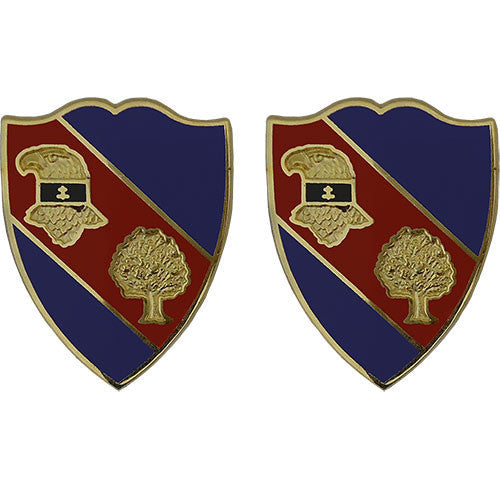 354th Regiment Brigade Combat Team Unit Crest (No Motto)