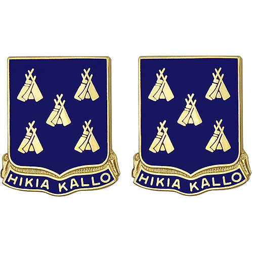 378th Regiment Brigade Combat Team USAR Unit Crest (Hikia Kallo)