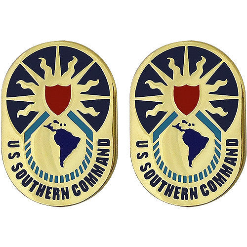 Southern Command Unit Crest (No Motto)