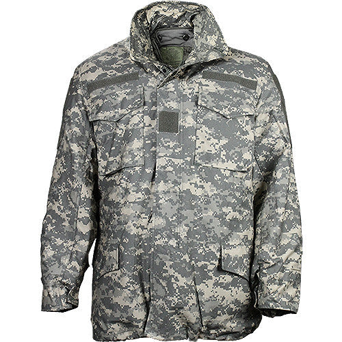 ACU M-65 Field Jacket with Liner  e784b666deb