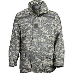 ACU M-65 Field Jacket with Liner