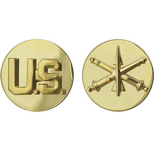 Army Air Defense Artillery Branch Insignia Usamm