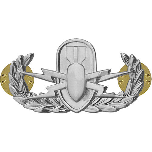 Explosive Ordnance Disposal (EOD) Badge