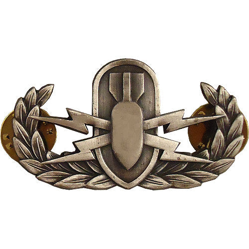 Explosive Ordnance Disposal Eod Badge Usamm