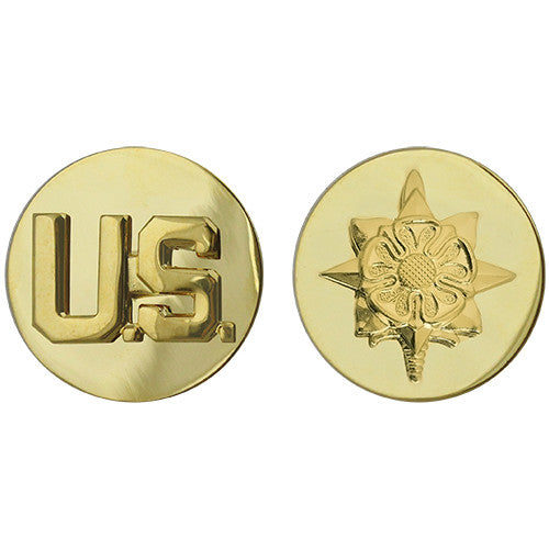 Army Military Intelligence Branch Insignia - Officer and Enlisted