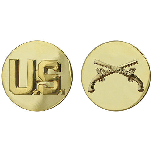Army Military Police Branch Insignia - Officer and Enlisted