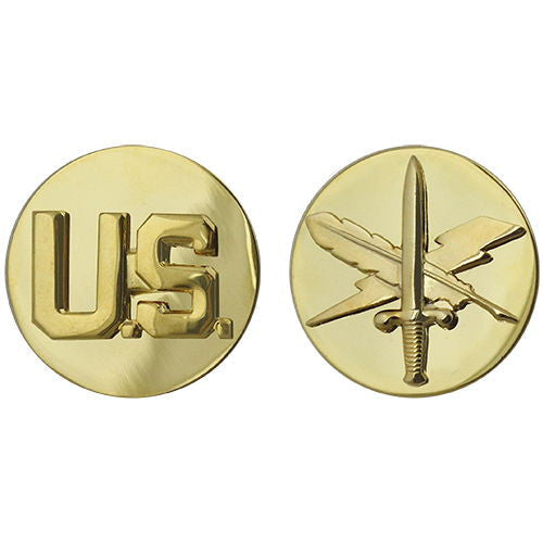 Army Public Affairs Branch Insignia - Enlisted