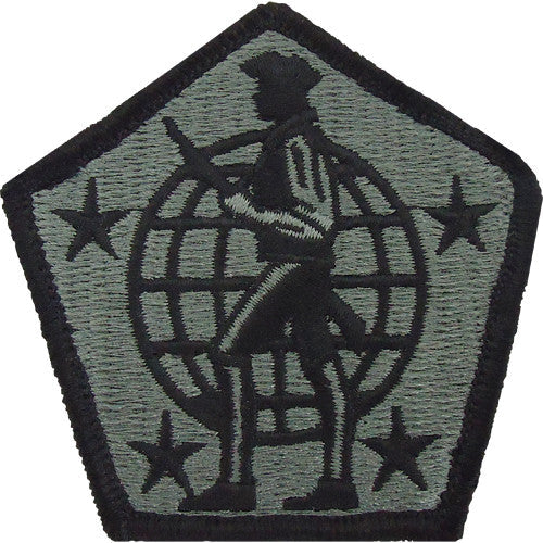 Army reserve personnel command acu patch usamm for Army emergency reserve decoration