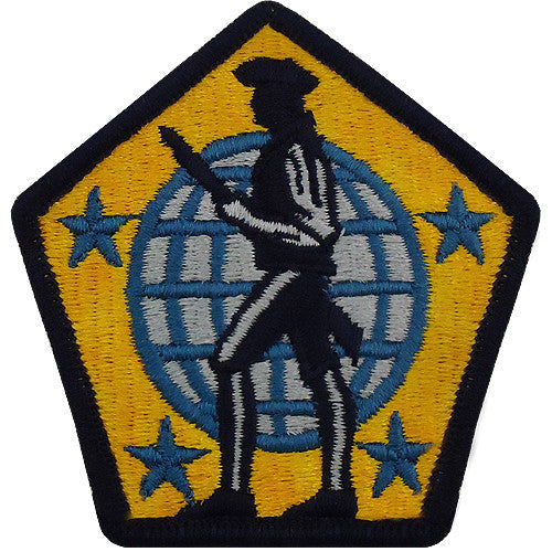 Army reserve personnel command class a patch usamm for Army emergency reserve decoration
