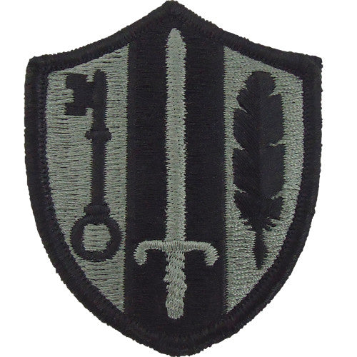 Army Reserve Readiness Command ACU Patch