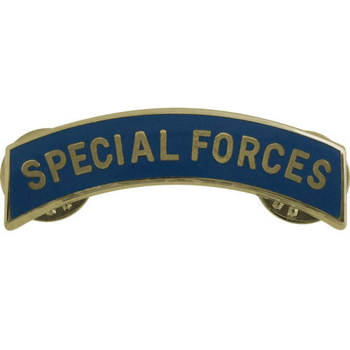 Army Special Forces Tab - Dress Metal