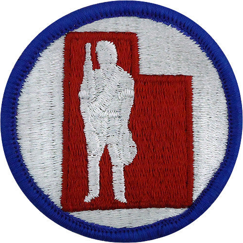 Utah National Guard Class A Patch Usamm