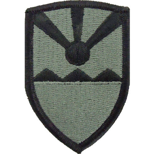 Virgin Islands National Guard ACU Patch