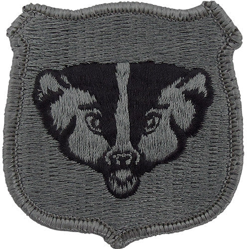 Wisconsin National Guard ACU Patch