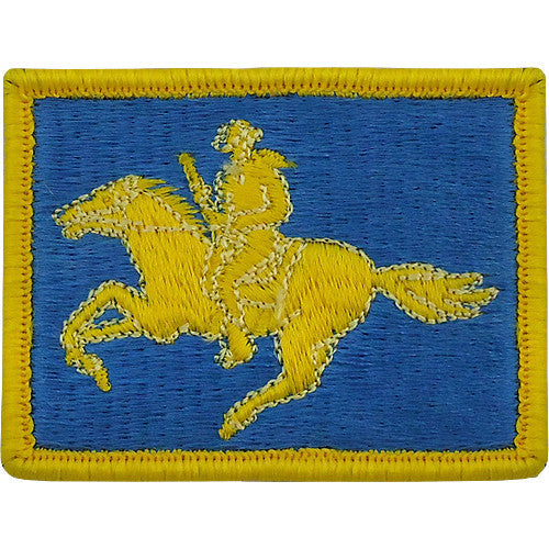 Wyoming National Guard Class A Patch