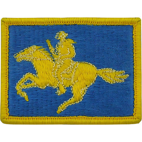 Wyoming National Guard Class A Patch Usamm