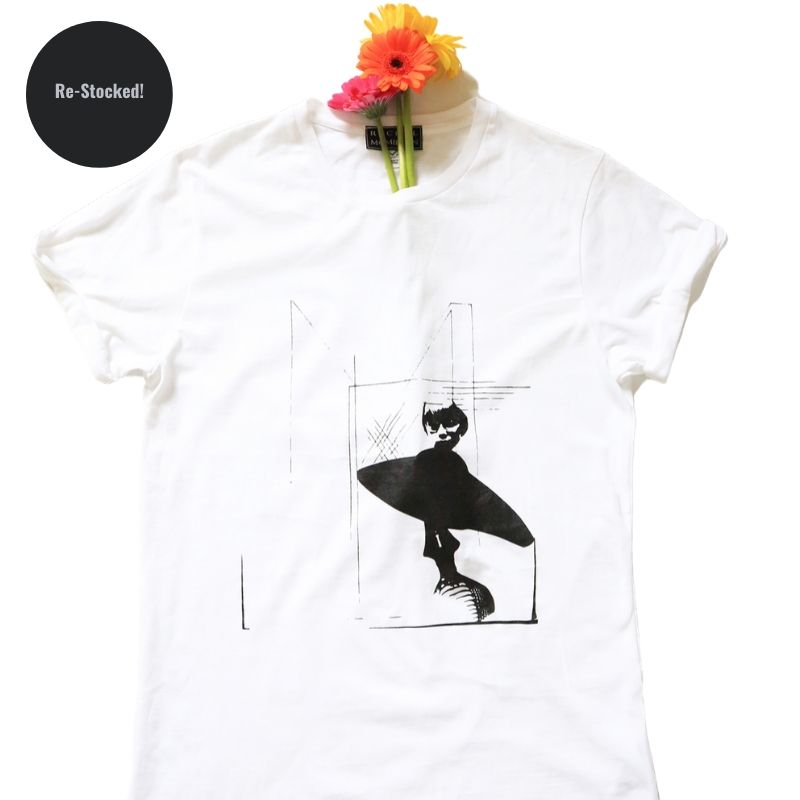 Organic Cotton Sketch Tee