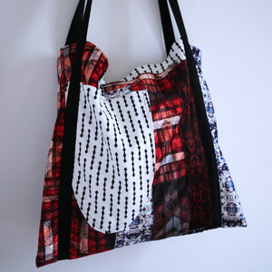 Large Patchwork Bag 0.1 //  ONLY 1 AVAILABLE