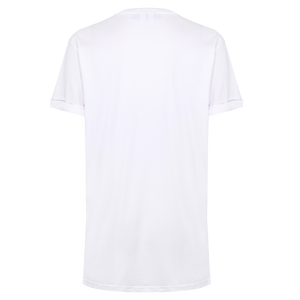 Unapologetic Organic Cotton White Tee