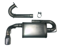 Axle-back Exhaust System, 2011-14 Nissan Juke, 1.6L (AWD only)