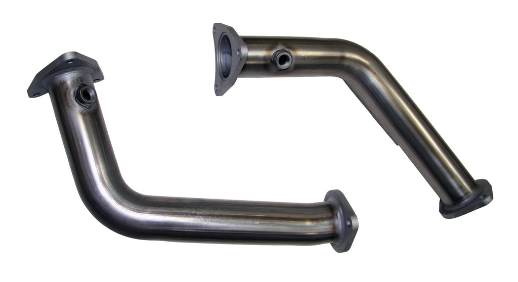 Mid-Pipe Extensions, 2010-16 Toyota Tundra, 5.7L (see description for for fitment)