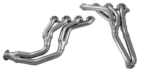 Tri-Y Headers w/ Y-pipes, 1996-97 Ford F250 / F350 Pickup Truck, 460 F.I.