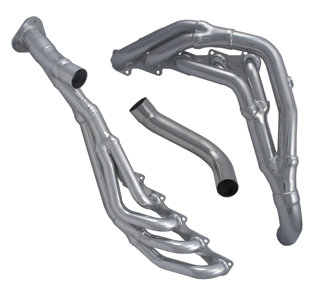 Tri-Y Headers w/ Y-pipes, 1999-04 Ford F250 / F350 Truck, 6.8L V10